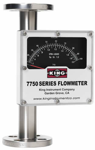 Stainless Steel Flowmeters King Instrument Company