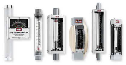 Flow Calculator - King Instrument Company